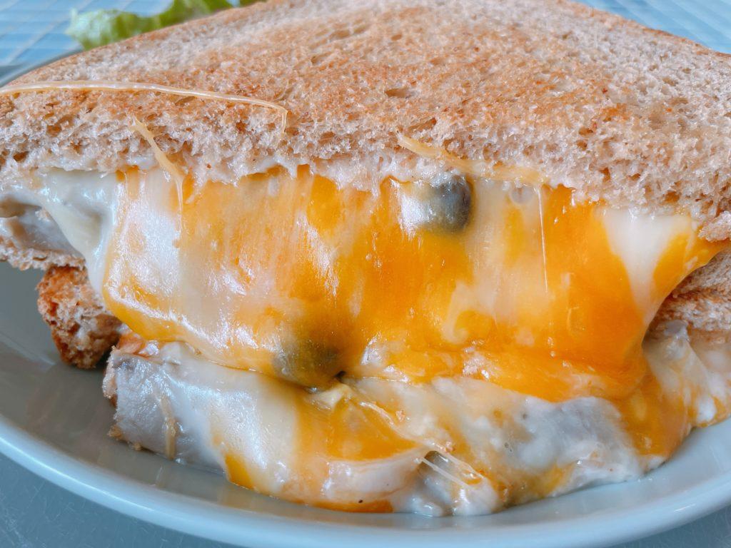 チーズサンドイッチ